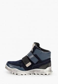 Ботинки, Marko, цвет: синий. Артикул: MA206ABKDFC1. Мальчикам / Обувь / Ботинки