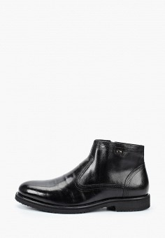 Ботинки, Massimo Renne, цвет: черный. Артикул: MA208AMGYZW5. Обувь / Ботинки / Низкие ботинки