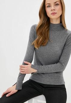 Водолазка, Manode, цвет: серый. Артикул: MA220EWHJRP4. Одежда / Джемперы, свитеры и кардиганы / Водолазки