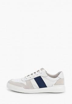 Кеды, Marco Lippi, цвет: белый. Артикул: MA241AMIGLQ8. Обувь / Кроссовки и кеды