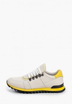 Кроссовки, Marco Lippi, цвет: бежевый. Артикул: MA241AMIGLR0. Обувь / Кроссовки и кеды / Кроссовки / Низкие кроссовки