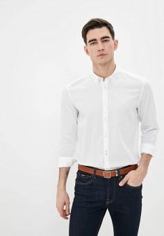 Рубашка, Marc O'Polo, цвет: белый. Артикул: MA266EMILPZ2. Одежда / Рубашки
