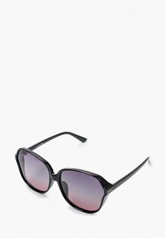 Очки солнцезащитные, Mascotte, цвет: черный. Артикул: MA702DWIKIG2. Аксессуары / Очки