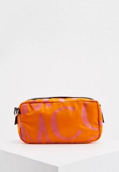 Сумка, McQ Alexander McQueen, цвет: оранжевый. Артикул: MC010BWICBY6. Аксессуары / Сумки