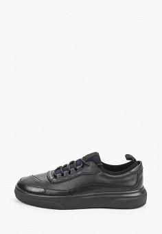 Кеды, MCM, цвет: черный. Артикул: MC012AMIGXZ8. Обувь