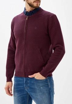 Кардиган, Merc, цвет: голубой. Артикул: ME001EMFSLI0. Одежда / Джемперы, свитеры и кардиганы / Кардиганы