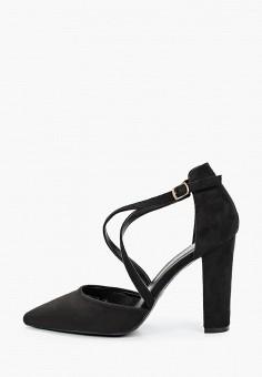 Туфли, Mellisa, цвет: черный. Артикул: ME030AWISRB1. Обувь / Туфли