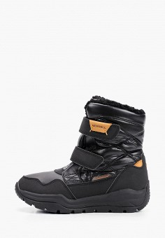 Ботинки, Merrell, цвет: черный. Артикул: ME215ABHIEZ4.