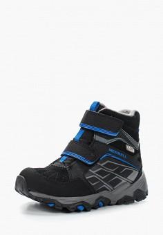 Ботинки, Merrell, цвет: черный. Артикул: ME215ABWID88.