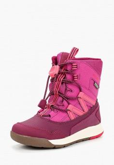 Сапоги, Merrell, цвет: розовый. Артикул: ME215AGCPSE2.
