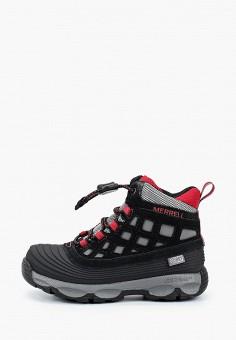 Кроссовки, Merrell, цвет: черный. Артикул: ME215AGGFKO2.