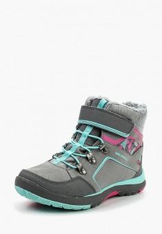 Ботинки, Merrell, цвет: серый. Артикул: ME215AGWID90.