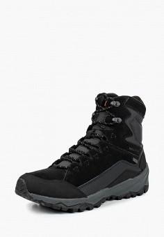 Ботинки трекинговые, Merrell, цвет: черный. Артикул: ME215AMCPSH5.