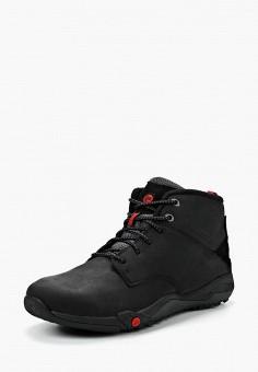 Ботинки, Merrell, цвет: черный. Артикул: ME215AMCUX89. Обувь / Ботинки / Высокие ботинки