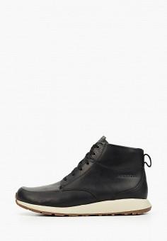 Ботинки, Merrell, цвет: черный. Артикул: ME215AMGFHX2. Обувь / Ботинки / Высокие ботинки