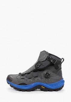 Ботинки, Merrell, цвет: серый. Артикул: ME215AMHIFA5.