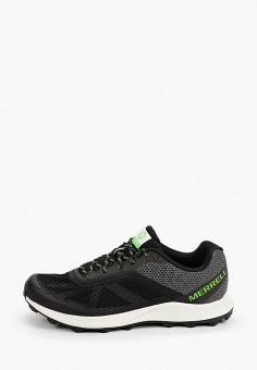 Кроссовки, Merrell, цвет: черный. Артикул: ME215AMIFWI4.