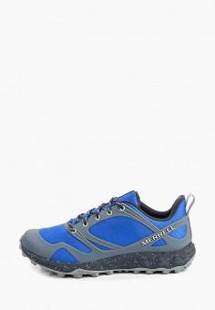 Кроссовки, Merrell, цвет: синий. Артикул: ME215AMIIRT1.