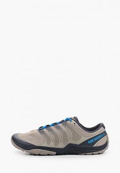 Кроссовки, Merrell, цвет: серый. Артикул: ME215AMIIRT7.
