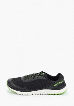 Кроссовки, Merrell, цвет: черный. Артикул: ME215AMIIRU8.