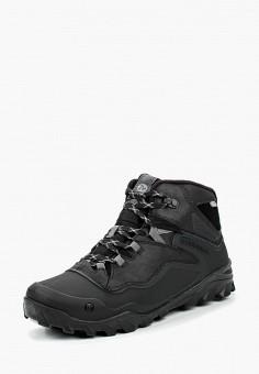 Ботинки трекинговые, Merrell, цвет: черный. Артикул: ME215AMMEW48.