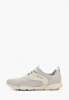 Кроссовки, Merrell, цвет: серый. Артикул: ME215AWEJLV9. Спорт
