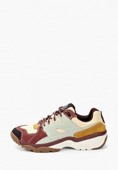 Кроссовки, Merrell, цвет: бежевый. Артикул: ME215AWIFWJ0.