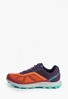 Кроссовки, Merrell, цвет: оранжевый. Артикул: ME215AWIFWJ3.