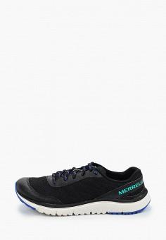 Кроссовки, Merrell, цвет: черный. Артикул: ME215AWIISG9.