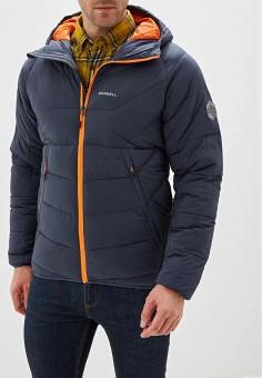 Куртка утепленная, Merrell, цвет: синий. Артикул: ME215EMGGDB2.