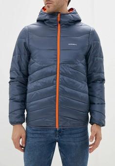 Куртка утепленная, Merrell, цвет: серый. Артикул: ME215EMGGDC0.