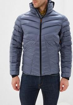 Куртка утепленная, Merrell, цвет: серый. Артикул: ME215EMGGDE3.
