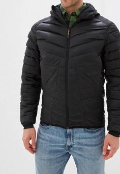 Куртка утепленная, Merrell, цвет: черный. Артикул: ME215EMGGDE4.