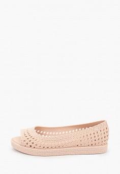 Балетки, Melissa, цвет: розовый. Артикул: ME485AWHZAS6. Обувь / Балетки