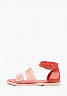 Сандалии, Melissa, цвет: розовый. Артикул: ME485AWHZBW4. Обувь / Резиновая обувь
