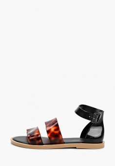 Сандалии, Melissa, цвет: черный. Артикул: ME485AWHZBW5. Обувь / Сандалии