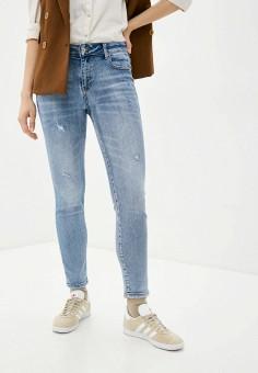 Джинсы, Miss Bon Bon, цвет: голубой. Артикул: MI045EWJBSE5. Одежда / Джинсы / Узкие джинсы