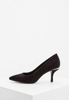 Туфли, Michael Michael Kors, цвет: черный. Артикул: MI048AWHQWV2. Обувь / Туфли