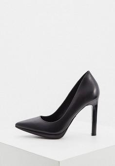 Туфли, Michael Michael Kors, цвет: черный. Артикул: MI048AWIBNS2.