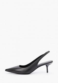 Туфли, Michael Michael Kors, цвет: черный. Артикул: MI048AWJDPS7.