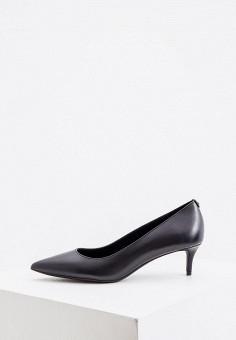 Туфли, Michael Michael Kors, цвет: черный. Артикул: MI048AWJSZF4. Обувь / Туфли
