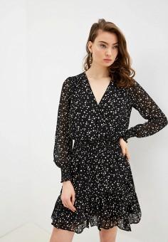 Платье, Michael Michael Kors, цвет: черный. Артикул: MI048EWHIOH5.