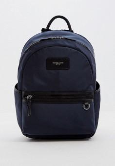 Рюкзак, Michael Kors, цвет: синий. Артикул: MI186BMFRDX1. Аксессуары / Рюкзаки