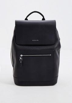 Рюкзак, Michael Kors, цвет: черный. Артикул: MI186BMITDV1. Аксессуары / Рюкзаки