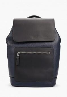Рюкзак, Michael Kors, цвет: синий. Артикул: MI186BMITDV2. Аксессуары / Рюкзаки