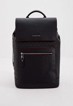 Рюкзак, Michael Kors, цвет: черный. Артикул: MI186BMJSYE9. Аксессуары / Рюкзаки