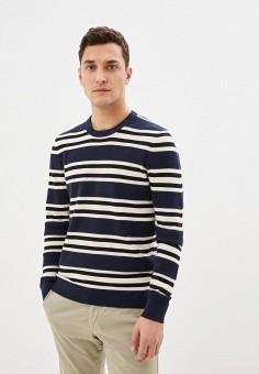 Джемпер, Michael Kors, цвет: синий. Артикул: MI186EMHIQG4. Одежда / Джемперы, свитеры и кардиганы / Джемперы и пуловеры