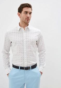 Рубашка, Michael Kors, цвет: белый. Артикул: MI186EMHOGI2. Одежда / Рубашки