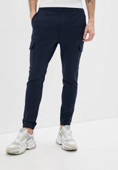 Брюки, Michael Kors, цвет: синий. Артикул: MI186EMITEY3. Одежда / Брюки / Повседневные брюки