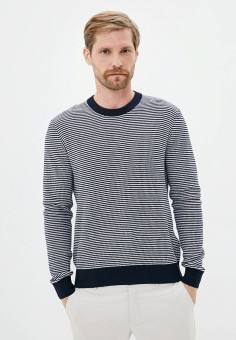 Джемпер, Michael Kors, цвет: синий. Артикул: MI186EMJTVU0. Одежда / Джемперы, свитеры и кардиганы / Джемперы и пуловеры